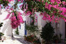 Grèce / Voyage en Grèce, Cyclades, Paros / Travel in Greece