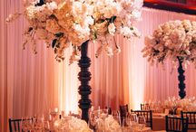 Event Floral Décor - White & Cream