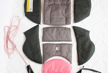Recovering a car seat