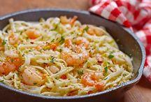 pâtes.... spaghetti.... coquillettes....