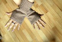 Crochet Gloves, Mittens, Arm Warmers, Wrist Warmers
