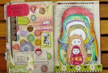 ART Journal 2 / by Karen Brothers