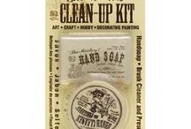 Craft & Hobby Safety & Cleaning Supplies