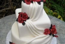 wedding cake and food ideas