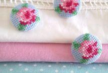 Výšivka / Vyšívání a ruční šití