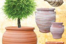 Mamidas ceramic pots Marousi