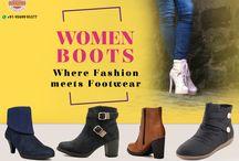 Women Boots!