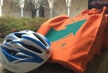 Open bike / Immagini dal primo blog tour del marchesato 30 maggio - primo giugno 2014