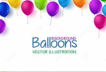 текс balloons