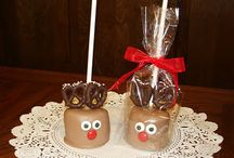 Christmas Treats / Edible treats / by Sandra Penner