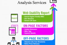 Marketing Analytic Services... / Our Website Analysis Services Provide Info You Need to Succeed Online like Seo Analysis,Web Design Analysis,Websites Content Analysis etc. / by BetterGraph