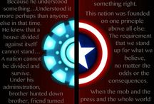 Marvel quotes / Ughhhhhh I'm gonna cry