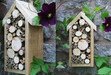 House | Critter Houses❤  / Bird Houses, Bee Keeps, Chicken Coops, Dog, Cat & Horse Homes etc  - Everyone needs a space of their own -