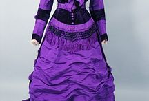 Victorian Clothing 1870s