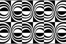 patterns, optical illusions