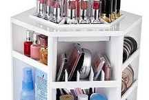 Makeup & Nail Polish Organization