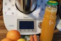 Jus de fruits thermomix