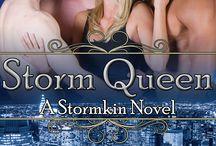 Stormkin Series