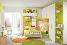 Παιδικό δωμάτιο / Ο καλύτερες ιδέες γα παιδικά δωμάτια