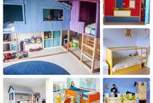 Gavin's bedroom / by Brenda Burnell Kemp