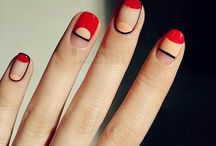 • nails