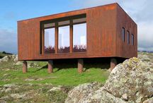 Container Love / Small homes