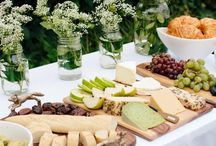 Cheese & Wine Party Inspirations