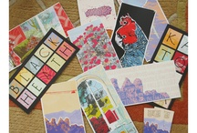 Mount Vic and Me art cards