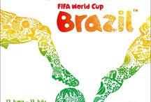 wk brazil voetbal