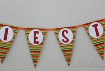 Cinco de Mayo Party ideas / by Jennifer Kirlin | BellaGrey Designs