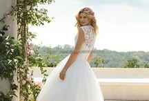 ślub sukienki