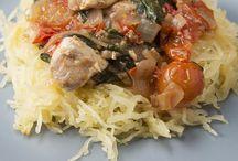 spagetti squash recipes