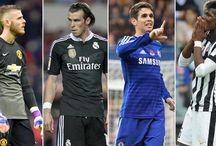 10 Barter Pemain Berpeluang Terjadi Musim Panas Ini / Sebut saja sejumlah nama seperti Gareth Bale yang  tengah dikait-kaitkan dengan Manchester United, Tottenham, dan Chelsea. Selain itu, David de Gea yang juga dikabarkan semakin dekat ke Real Madrid. Selengkapnya: http://goo.gl/InXt5W