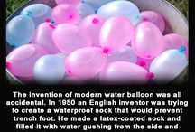 Invention Interesting Facts