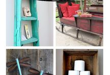 Funkee junk to make  / by Missy Burrus