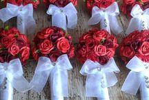 mini ramos / estas buscando un detalle original para regalar en tu boda ? mini ramos hecho a mano un detalle perfecto.único y exclusivo.