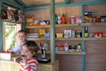 Cubby House/Outdoor Play