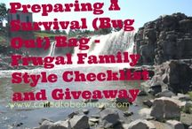 Survival Tips / Helping your family be safe no matter what comes your way!