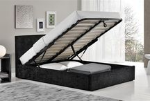 Fabric Beds / View our latest collection of fabric bed.  We have a selection of bed frames to satisfy every taste