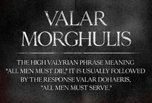 Game of Thrones etc. .. / by Ellee ......