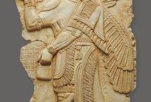 bas relief by Pietra Danzare