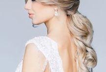 damskie elegant fryzury