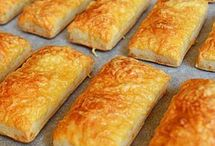 Ecetes sajtos ropogós