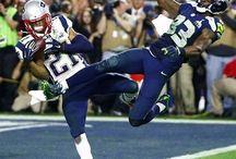 New England Patriots / by Dana Smith