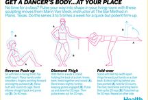 Get Fit Tips / by Yvonne