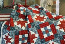 -Patchalot --me! / Mostly Quilts I designed and made.