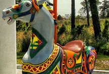 A Ride on the Carousel / by Robin DeLong-Makin