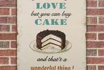 cake motivation / We all need a bit of extra motivation now and again and we think cake does a fantastic job! If you need a cake pick me up, just have a flick through below...