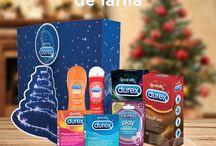 Craciunul Nu E Doar Pentru Copii / http://bit.ly/DurexCraciun Cumpara orice produs Durex, inregistreaza bonul fiscal si numele magazinului in aplicatie si poti castiga una din cele 100 de cutii cadou Durex. Craciun Fericit!
