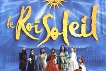 LE ROI SOLEIL musical F